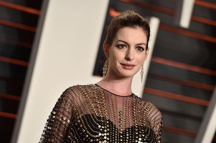 Γέννησε αγοράκι η Anne Hathaway