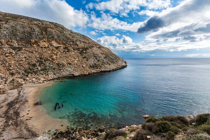 Eνα ελληνικό νησί στα 10 καλύτερα καταδυτικά μέρη στην Ευρώπη - εικόνα 2