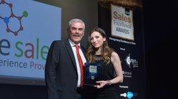 Σπουδαία διάκριση της Online Sales στα Sales Excellence Awards 2016