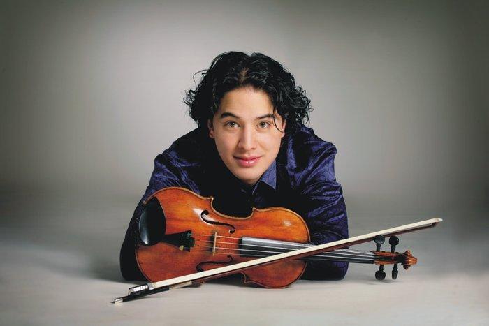 Ο βιολονίστας Νοέ Ινουί
