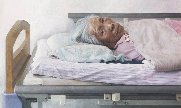 Το βλέμμα μιας ετοιμοθάνατης γιαγιάς διεκδικεί πρώτο βραβείο BP