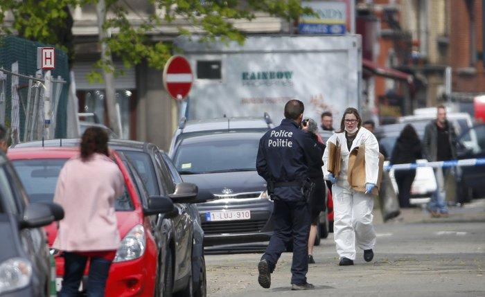 Συναγερμός,μεγάλη αστυνομική επιχείρηση στις Βρυξέλλες
