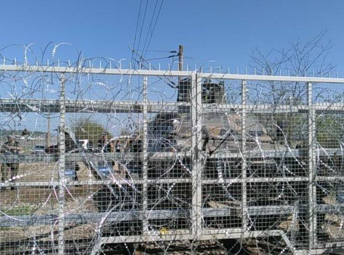 Ενταση και επεισόδια στον καταυλισμό στην Ειδομένη - εικόνα 11