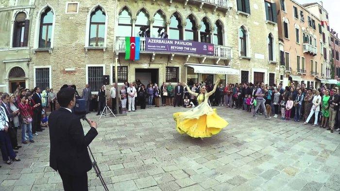 περίπτερο Αζερμπαϊτζάν Βενετία 2015