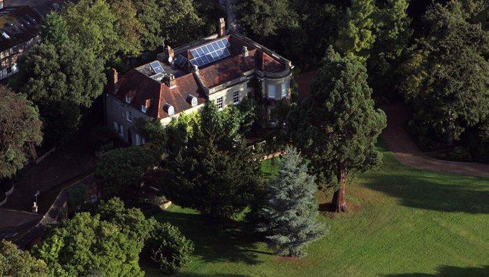 Κλούνεϊ-Αμάλ:Δείτε το ανακαινισμένο σπίτι τους αξίας 12 εκ. ευρώ