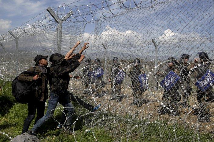 Διπλωματική κρίση με τα Σκόπια για το χάος στην Ειδομένη