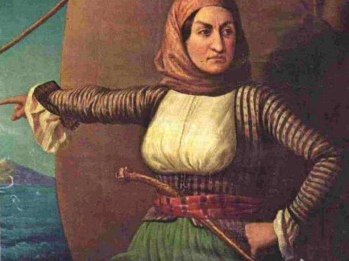 Η Μπουμπουλίνα ανάμεσα στις 9 πιο δυναμικές γυναίκες της ιστορίας - εικόνα 2