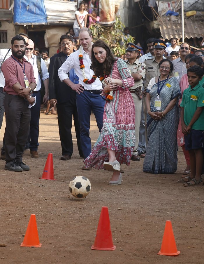 Σταρ του Μπόλιγουντ η Κέιτ στην Ινδία