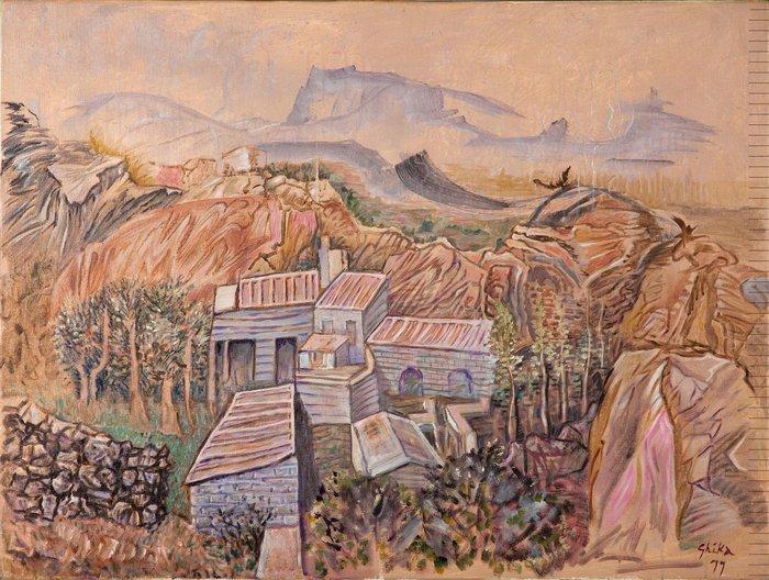 Τσαρούχης Παρθένης, Μαλέας: Στο σφυρί έργα μεγάλων Ελλήνων - εικόνα 3