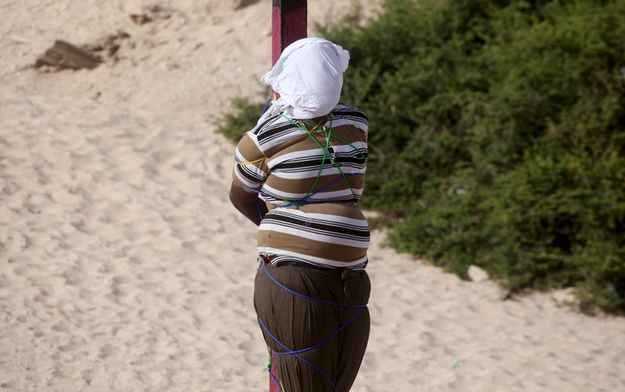 Φρίκη: Δημόσια εκτέλεση στο κέντρο του Μογκαντίσου - εικόνα 3