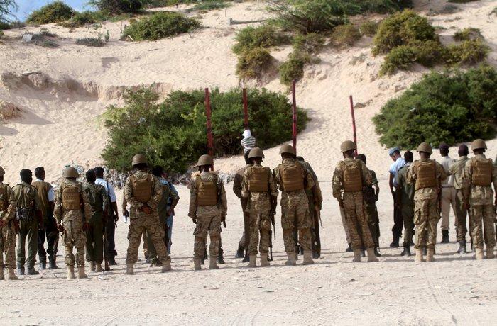 Φρίκη: Δημόσια εκτέλεση στο κέντρο του Μογκαντίσου - εικόνα 5