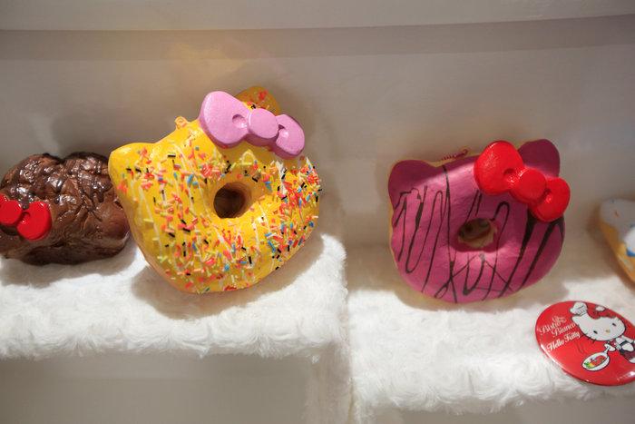 Το νέο εστιατόριο Hello Kitty μοιάζει με σκηνικό από παραμύθι - εικόνα 2