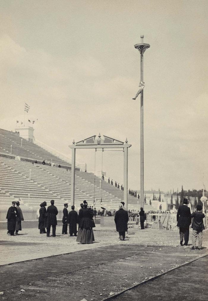 Στο φως το αρχείο του φωτογράφου των πρώτων Ολυμπιακών Αγώνων του 1896