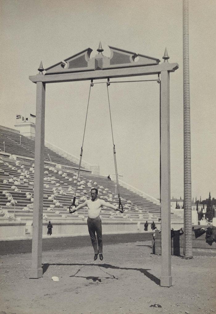 Στο φως το αρχείο του φωτογράφου των πρώτων Ολυμπιακών Αγώνων του 1896 - εικόνα 2