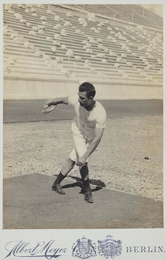 Στο φως το αρχείο του φωτογράφου των πρώτων Ολυμπιακών Αγώνων του 1896 - εικόνα 3