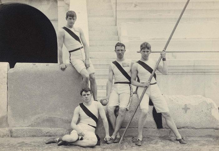 Στο φως το αρχείο του φωτογράφου των πρώτων Ολυμπιακών Αγώνων του 1896 - εικόνα 4