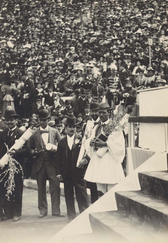 Στο φως το αρχείο του φωτογράφου των πρώτων Ολυμπιακών Αγώνων του 1896 - εικόνα 5