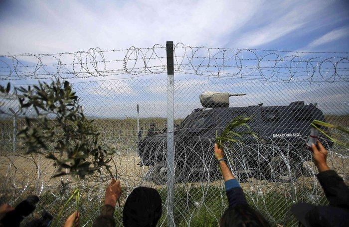 Ειδομένη: Προσκλητήριο αλληλέγγυων για νέα έφοδο την Τρίτη