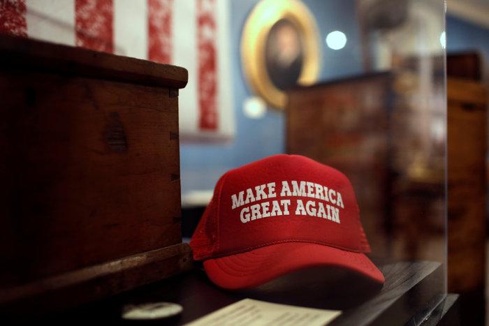 Οι αμερικανικές προεδρικές εκλογές σε ένα μουσείο - εικόνα 3