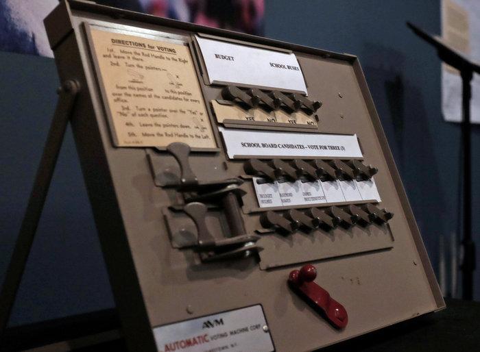 Οι αμερικανικές προεδρικές εκλογές σε ένα μουσείο - εικόνα 4