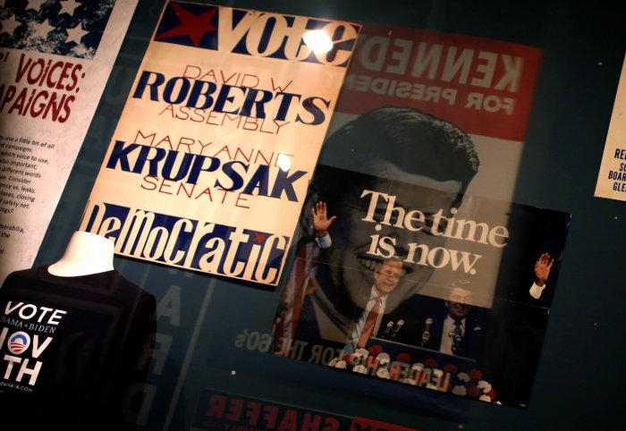 Οι αμερικανικές προεδρικές εκλογές σε ένα μουσείο - εικόνα 5