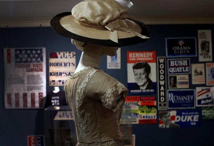 Οι αμερικανικές προεδρικές εκλογές σε ένα μουσείο - εικόνα 9