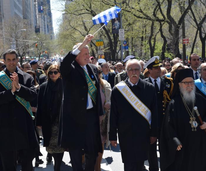 Θαύμα του Υπ.Αμυνας:«Εξαφάνισαν» τον Κυριάκο από την παρέλαση της Ν.Υόρκης - εικόνα 5