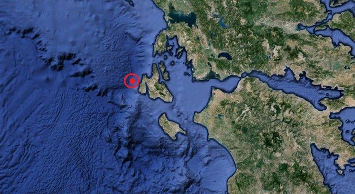 Σεισμός 4,3 Ρίχτερ στην Κεφαλονιά