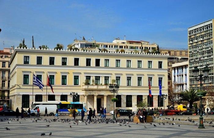 Δημαρχείο Αθηνών
