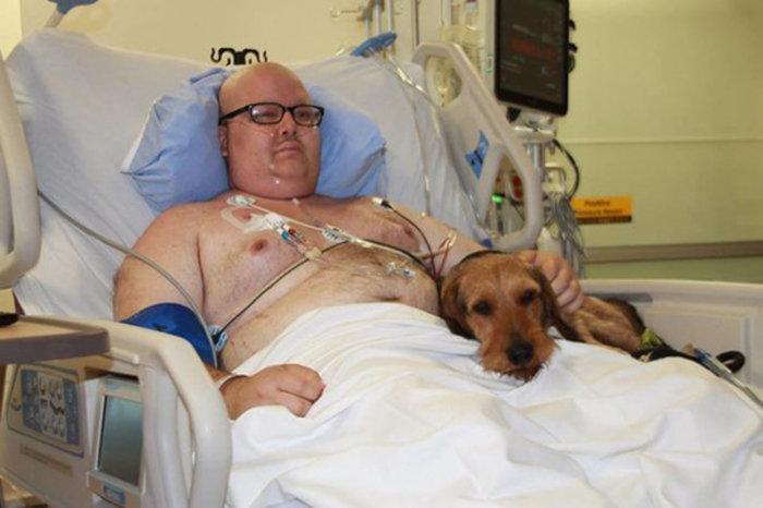 Νοσοκομείο στον Καναδά καθιερώνει επισκεπτήριo ζώων στα αφεντικά τους - εικόνα 5