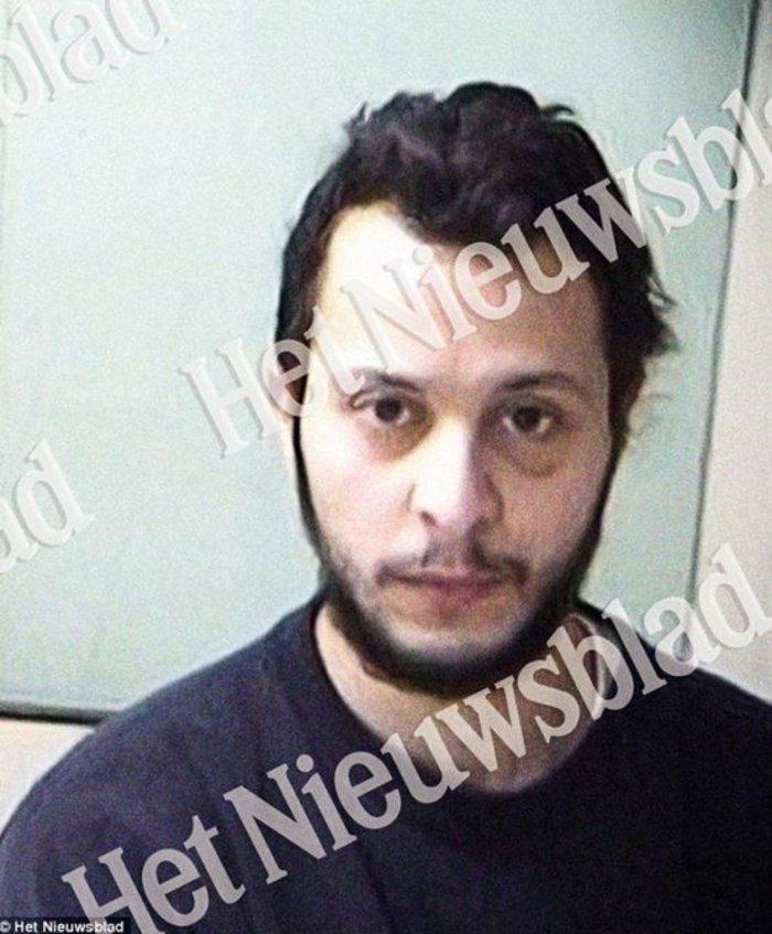 Δείτε την πρώτη φωτογραφία του Αμπντεσλάμ στη φυλακή