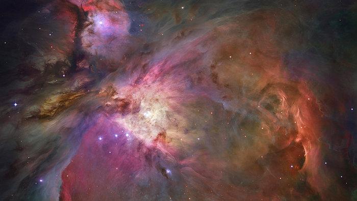 Η καλύτερη λήψη του Ωρίωνα από το Hubble. 2004-2005. Φωτο: Flickr/NASA