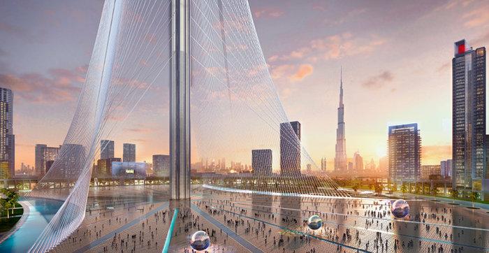 Στο Ντουμπάι ο ψηλότερος ουρανοξύστης του κόσμου