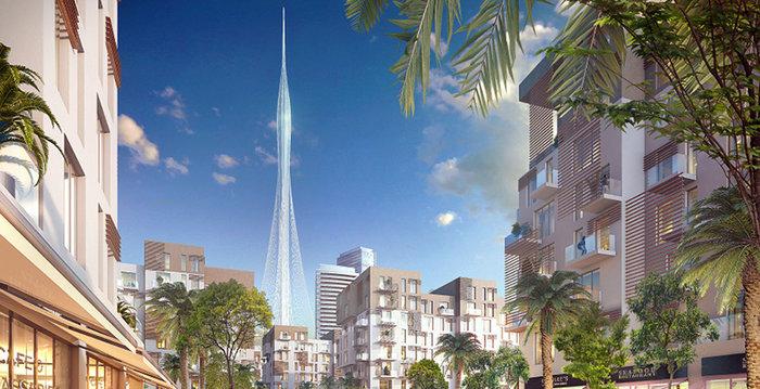 Στο Ντουμπάι ο ψηλότερος ουρανοξύστης του κόσμου - εικόνα 3