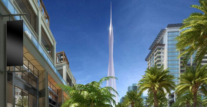 Στο Ντουμπάι ο ψηλότερος ουρανοξύστης του κόσμου - εικόνα 4