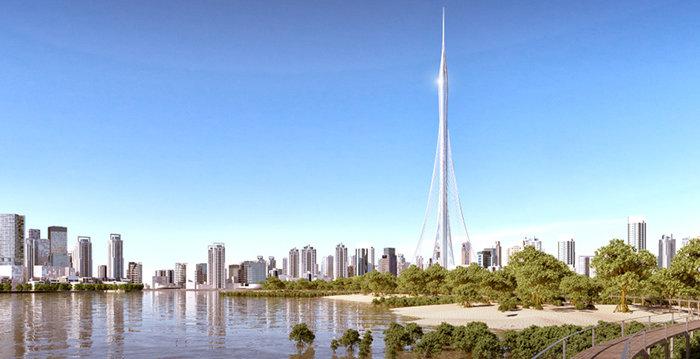 Στο Ντουμπάι ο ψηλότερος ουρανοξύστης του κόσμου - εικόνα 5