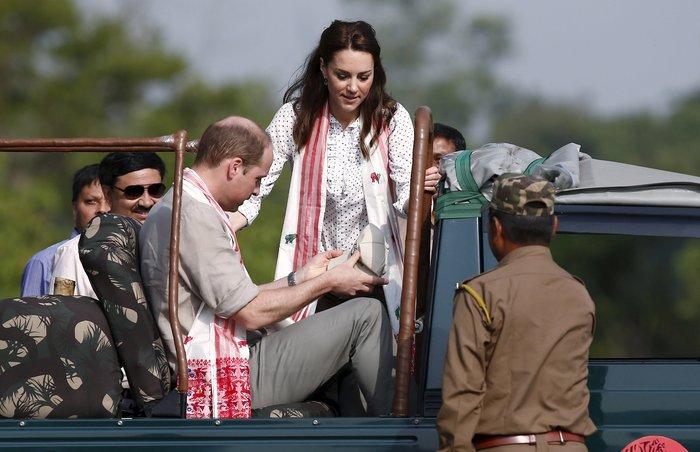 Κέιτ: H βασίλισσα της... ζούγκλας φόρεσε Ζara