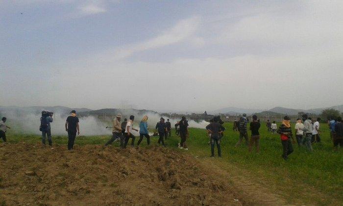 ΠΓΔΜ: Προμελετημένα τα σημερινά επεισόδια στην Ειδομένη