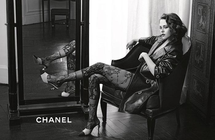 Κρίστεν Στιούαρτ: Η μεταμόρφωση από κορίτσι του δρόμου σε μούσα της Chanel - εικόνα 4