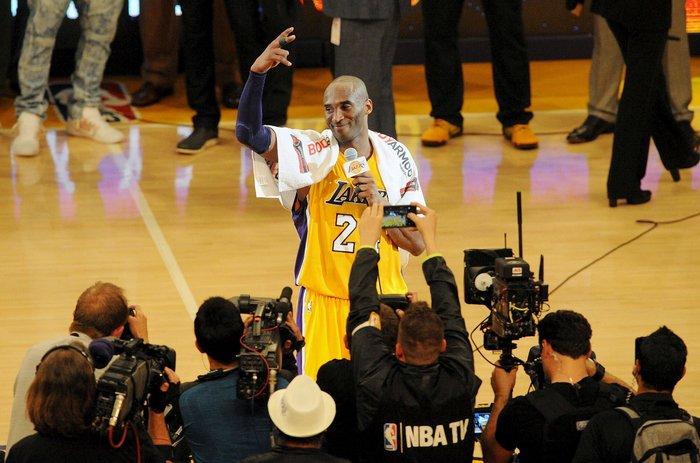 To αντίο στο μπάσκετ του μεγάλου Κόμπε Μπράιαντ - εικόνα 6