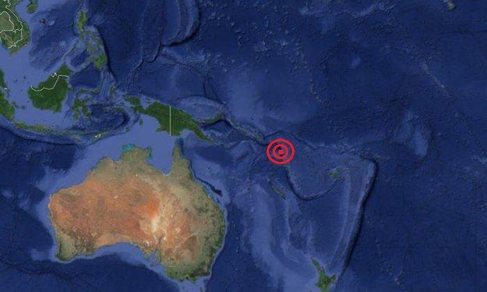 Σεισμός 6,2 Ρίχτερ στο Βανουάτου