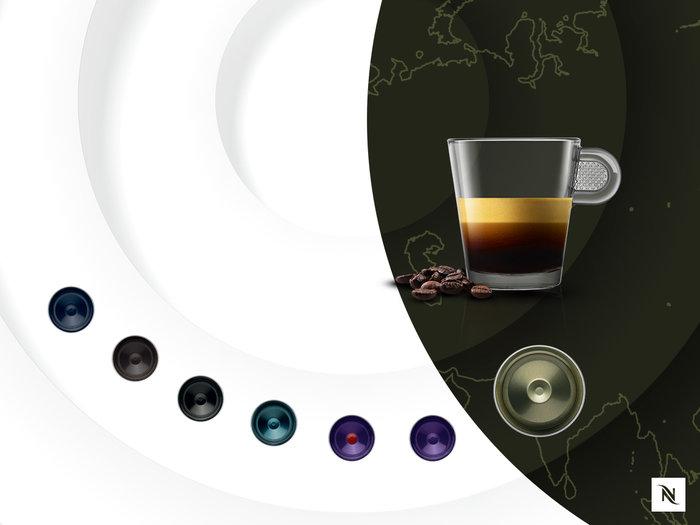 Ποικιλίες Nespresso: Οι λάτρεις του καφέ βρίσκουν τον παράδεισο της γεύσης