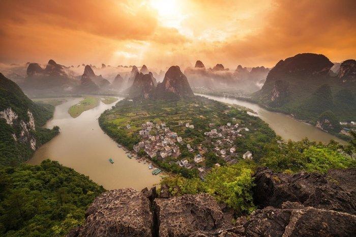 20 σαγηνευτικές γωνιές της γης υπερβολικά όμορφες για να είναι αληθινές