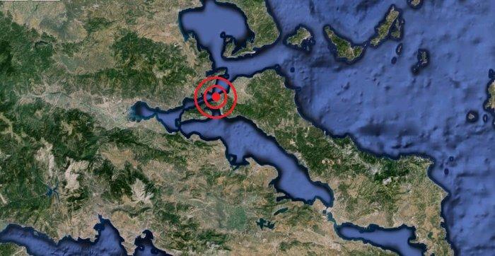 Σεισμός 4 Ρίχτερ στη Βόρεια Εύβοια