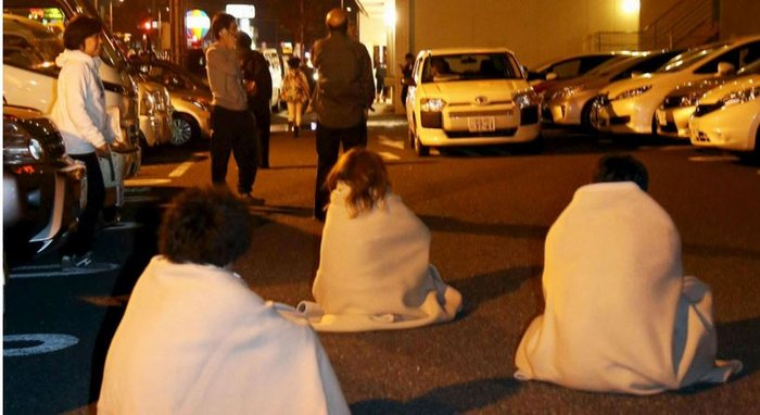 Νύχτα τρόμου στην Ιαπωνία από τον νέο σεισμό
