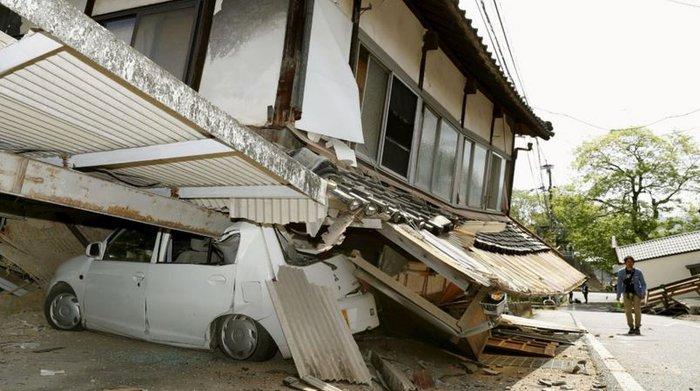 Νύχτα τρόμου στην Ιαπωνία από τον νέο σεισμό - εικόνα 2