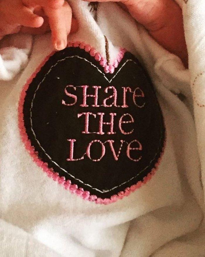 Ζέτα Δούκα: Δείτε την πρώτη φωτογραφία της κόρης της στο instagram