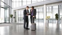 Τι αγχώνει τους ανθρώπους στα επαγγελματικά ταξίδια;
