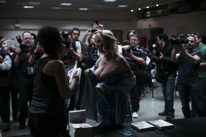 Athena Erotic Art 2016: Εικόνες από το πιο kinky φεστιβάλ της πόλης - εικόνα 6