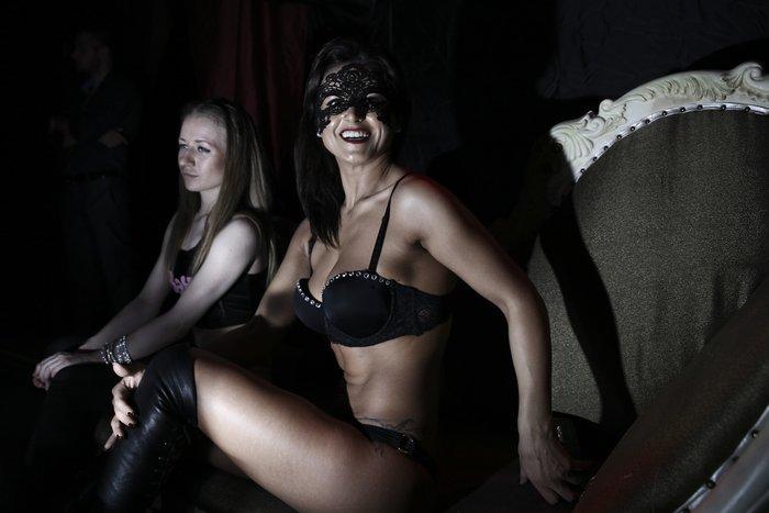 Athena Erotic Art 2016: Εικόνες από το πιο kinky φεστιβάλ της πόλης - εικόνα 7